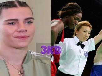 Savannah Marshall Defeats Claressa Shields
