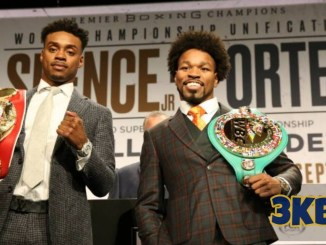 Errol Spence Jr vs Shawn Porter Welterweight Unification