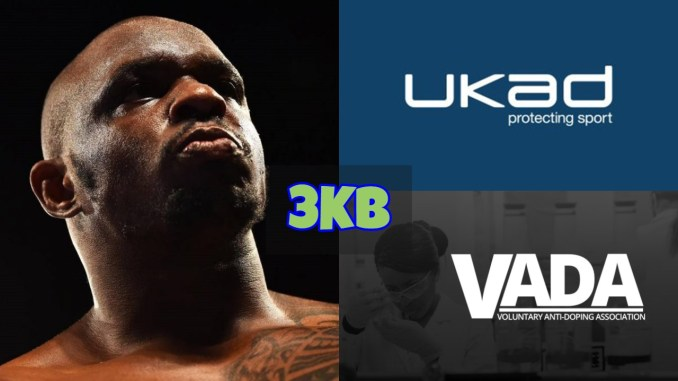 Dillian Whyte, UKAD and VADA