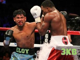 Eloy Perez vs Adrien Broner