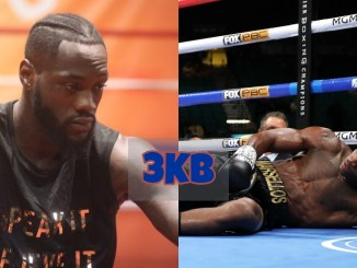 Deontay Wilder and Marsellos Wilder