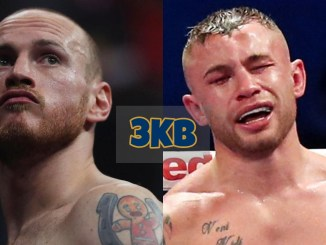 George Groves and Carl Frampton
