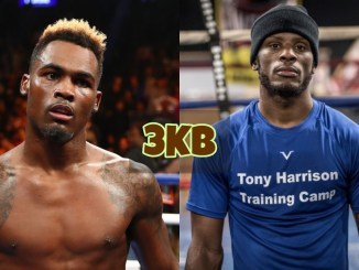 Jermell Charlo and Tony Harrison
