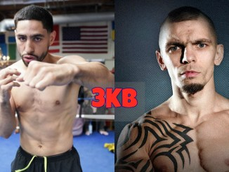 Danny Garcia and Ivan Redkach