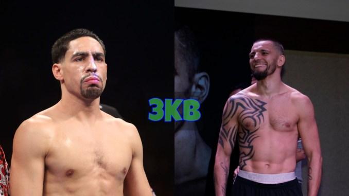 Danny Garcia vs Ivan Redkach