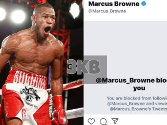 Sullivan Barrera Blocked By Marcus Browne