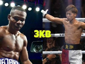 Guillermo Rigondeaux and Naoya Inoue
