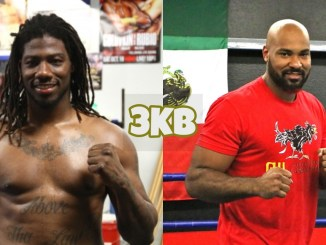 Charles Martin and Gerald Washington