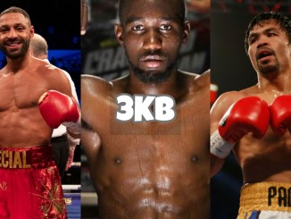 Kell Brook, Terence Crawford, Manny Pacquiao