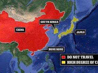 Japan on alert for coronavirus