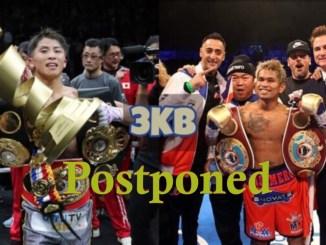Naoya Inoue v John Riel Casimero Postponed