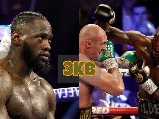 Deontay Wilder and Tyson Fury Trade Blows in Rematch