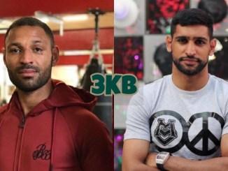 Kell Brook and Amir Khan