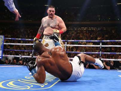 Anthony Joshua Knocked Out By Andy Ruiz
