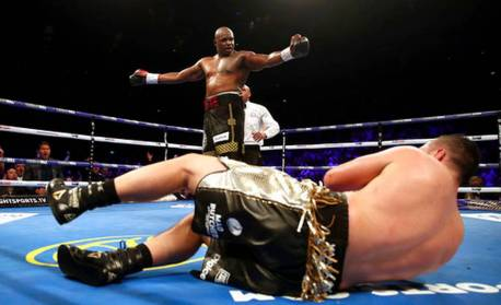 Dillian Whyte Picks Up The Biggest Win Of His Career Over Joseph Parker