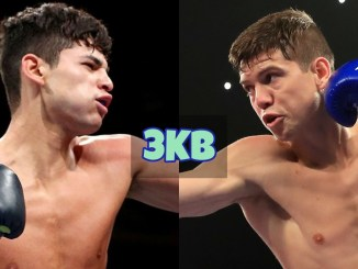Ryan Garcia and Luke Campbell
