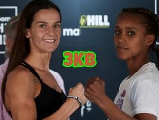 Terri Harper (left), Natasha Jonas