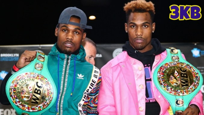 Jermell and Jermall Charlo