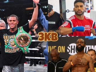 Devin Haney eyes a November return agains Yuriorkis Gamboa or Gary Russell Jr