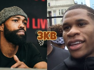 Gary Russell Jr and Devin Haney