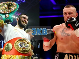 Artur Beterbiev and Adam Deines