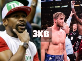 Floyd Mayweather picks Logan Paul after he loses to KSI