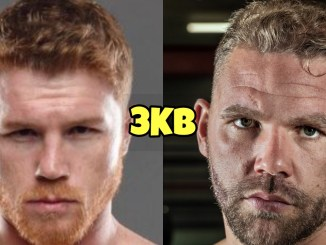 "Saul ""Canelo"" Alvarez (left), Billy Joe Saunders"