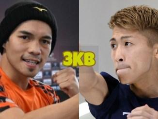 WBC Bantamweight champion Nonito Donaire, Unified champion Naoya Inoue