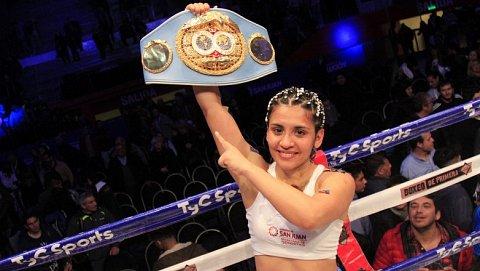 Leonela Paola Yudica Profile