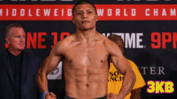 Isaac Cruz