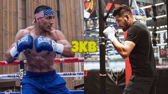 Unified lightweight champion Teofimo Lopez, Jose Carlos Ramirez