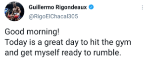 Guillermo Rigondeaux hints at a fight with John Riel Casimero
