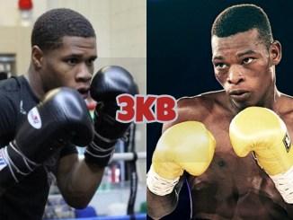 WBC lightweight champion Devin Haney, Richard Commey