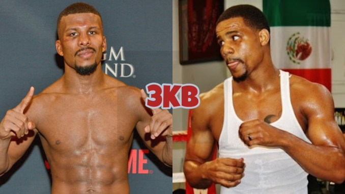 Two-divisional champion Badou Jack, former IBF World champion Andre Dirrell