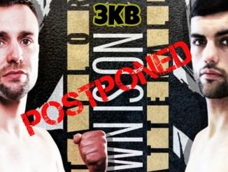 Josh Taylor v Jack Catterall undisputed super lightweight bout postponed