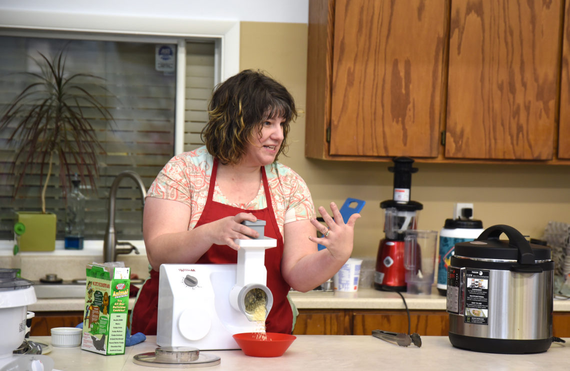 Ogdens Kitchen Kneads teaches amateur chefs to let out inner child  Standard Examiner Food