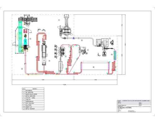 small resolution of complete hot fill pet bottling line 20000bph x 50ml