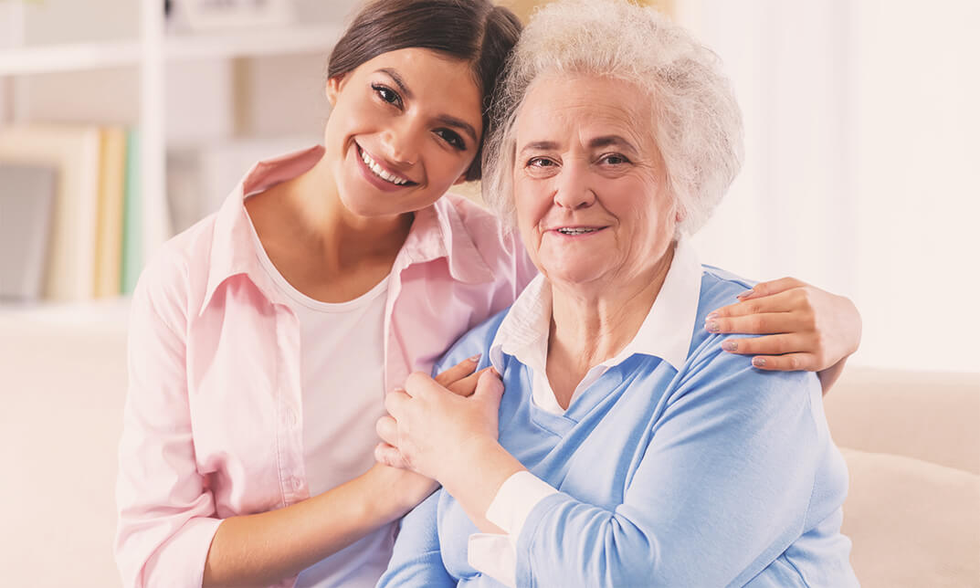 elderly assistance at home cv