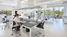 Science And Technology Workplace Design Creating Community