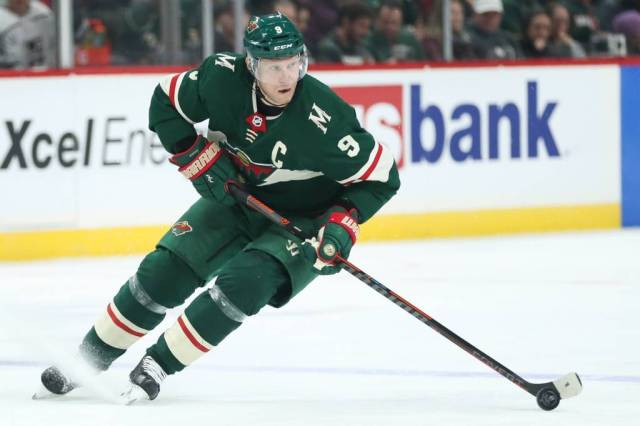Moving on From Mikko Koivu will be Necessary, Painful for Wild   Zone  Coverage