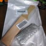 ネットで買った革砥セット商品