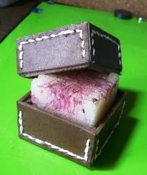 拝み合わせ縫い練習用BOX