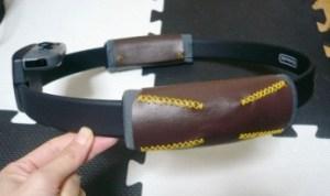 リングフィットアドベンチャー用の革カバー