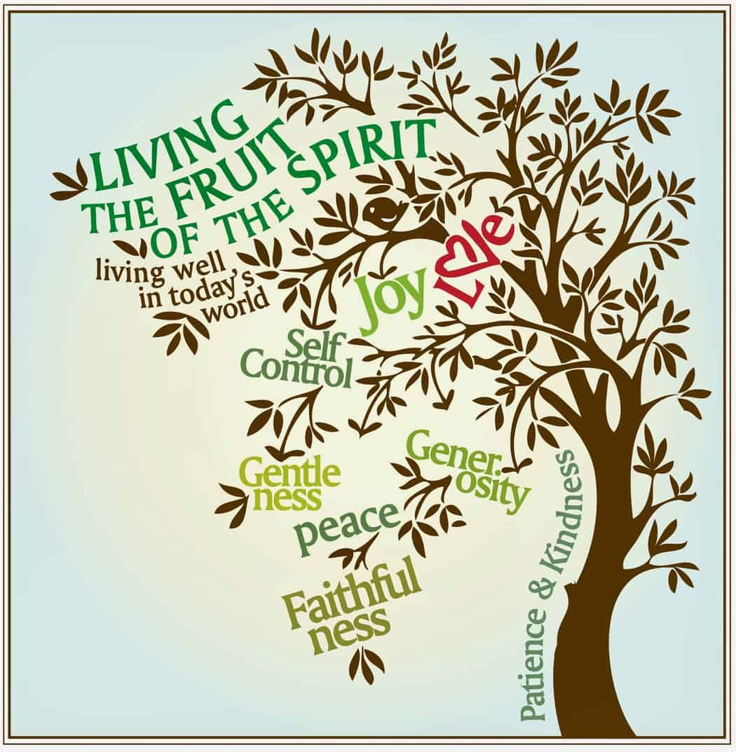 How Can I Live By The Fruit Of The Spirit
