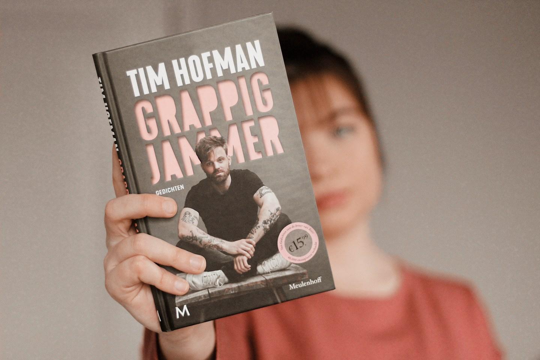 Grappig Jammer van Tim Hofman