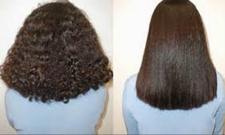 افضل علاج لفرد الشعر