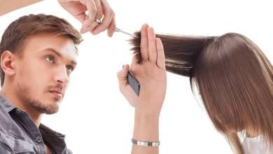 صورة قصى أطراف شعرك بشكل إحترافى