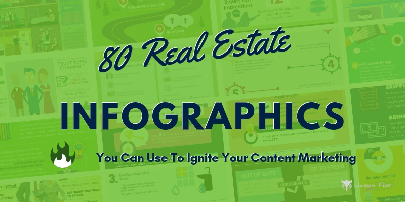84 real estate infographics