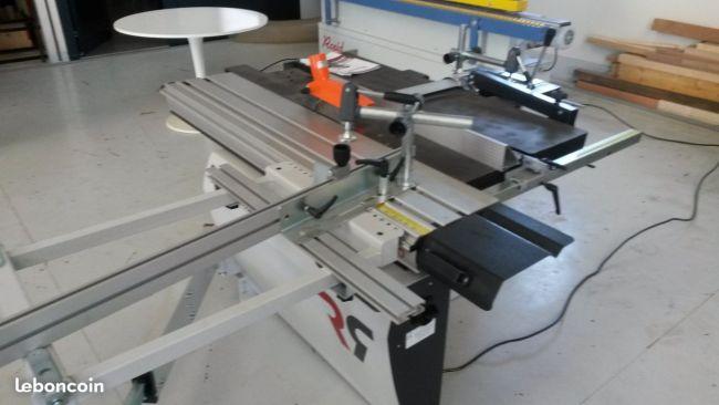 combiné bois ROBLAND HX 310 PRO -machine menuiserie occasion