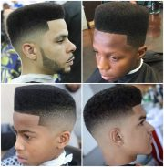 types of fade haircut